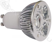 Лампа MR16 LED (3x1) GU10